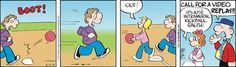 Drabble Comic Strip, October 12, 2015 on GoComics.com