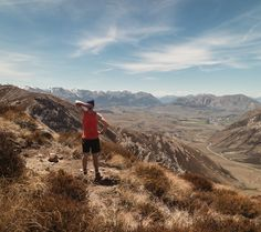 View from half way hiking up Mt Lyndon in Canterbury New Zealand. A day hike which looks over Castle Hill Canterbury New Zealand, Adventure Photography, Day Hike, Castle, Hiking, Van, Mountains, Photo And Video, Travel