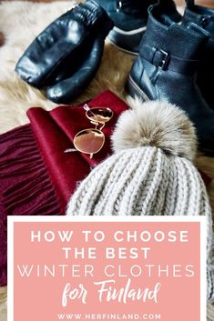 What you should pack for Finland trip in the winter or late autumn? This post tells you in detail which clothes work the best in Finland! Finland Trip, Finland Travel, Lapland Finland, Winter Packing, Winter Travel, Finland Destinations, Vacation Destinations, Scandi Chic, Scandinavian Style