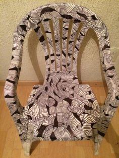 DIY A Sharpie Chair