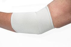 Compression Elbow Sleeve for Relief of Golfers & Tennis Elbow