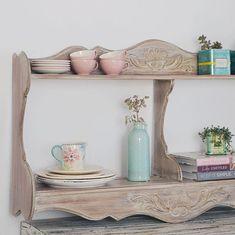 Una pátina que me enamoró / Vero Palazzo - Home Deco Palazzo, Shelves, Home Decor, Home, How To Paint, Shelving Brackets, Colors, Budget, Shelving