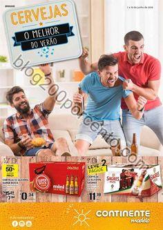 Antevisão Folheto CONTINENTE - MODELO Cervejas promoções de 7 a 19 junho - http://parapoupar.com/antevisao-folheto-continente-modelo-cervejas-promocoes-de-7-a-19-junho/