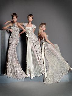 Blanka Matragi Haute Couture 2012