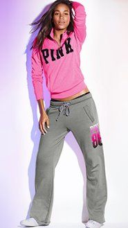 TAYLER VS PINK Bottoms: Women's Casual Bottoms from Victoria's Secret PINK