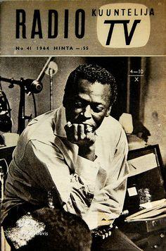 Miles Davis, radio guide Radio Kuuntelija, 1964
