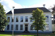 Gymnasium, voormalige school. Bouw gereed in 1825, Rijksmonument