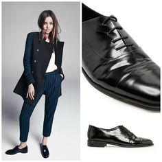 Zapato Oxford, un clásico actual