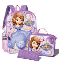Sofia the First Back Pack  http://www.youravon.com/yourbeautifulplace  #youravon #kidstoys #childrensgifts #Fashion #holiday2014 #debramitchell
