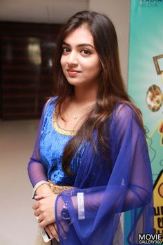 Nazriya Nazim at Vaayai Moodi Pesavum Audio launch