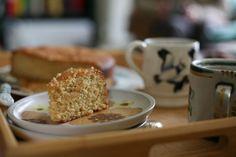 Lemon polenta cake @ http://allrecipes.co.uk