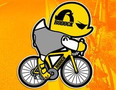 "Check out new work on my @Behance portfolio: ""Roadbiker 'RODUCK'"" http://be.net/gallery/38636109/Roadbiker-RODUCK"