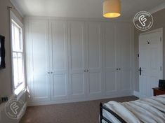 Category: Wardrobes - FormCreations:made to measure built in and fitted wardrobes,alcove cabinets,shelving,TV media units and storage soluti...