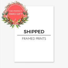 Christmas Gifts, Christmas Presents for Her, Christmas Presents for Mum, Framed Print, Christmas Presents for Friends, Framed Quote, Xmas #christmaspresents #xmasgift #christmasgifts #christmasgiftideas #christmasgiftsdiy #christmasgiftsforteachers #christmaspresentideas #christmaspresentsforfriends #art #printmaking #framedprint #framedquotes #framedart #framedwordart #framedwallart #framedletterart #artprints