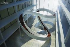 MOBIUS STAIRCASE nominated in design competition made by group 4A from Warsaw. leave a vote if you enjoy it - http://www.eestairs.co.uk/designcompetition/en/9_nominees.htm Don't hesitate - voting closes on 15th of February 2015