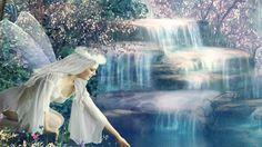 Waterfall Fairy