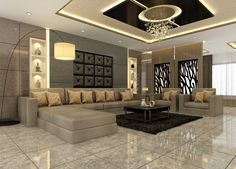 Astonishing partition design ideas for living room 51 Living Room Decor Curtains, Ceiling Design Living Room, Living Room Modern, Interior Design Living Room, Living Room Designs, Indian Living Rooms, Hall Interior Design, Hall Design, Interior Ideas
