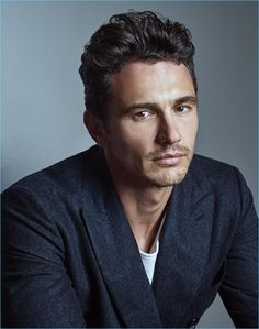 Gavin Bond photographs James Franco for Out magazine.