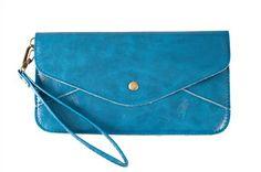 For your necessities | Blue Wallet | jewelboxonline.com