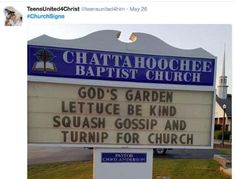 """Who's ready to """"turnip"""" for Jesus?!]]> - Twitter"""