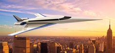 Spike Aerospace presses ahead with a Concorde for billionaires.