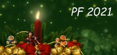 Novoroční přání ke stažení PF 2021 zdarma - Vánoční pohoda.cz Birthday Candles, Christmas Ornaments, Holiday Decor, Art, Art Background, Christmas Jewelry, Kunst, Performing Arts, Christmas Decorations