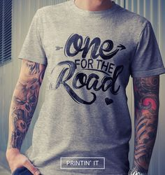 Arctic monkeys - One for the road lyrics inspired t-shirt, vintage look, perfect gift for AM fans. #arcticmonkeys #arctic #monkeys #shirt #tshirt #onefortheroad #am #music #rock #dope #hipster #tattoo  Printed with water based inks for a super soft as the fabric print that looks perfectly soft and...