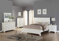 Discover the best coastal bedroom furniture sets, which includes matching coastal beds, beach dressers, coastal headboards, beach nightstands, and more. White Wood Bedroom Furniture, Cheap Bedroom Furniture Sets, Wood Bedroom Sets, Bed Furniture, Coastal Furniture, Bedroom Chest, Queen Bedroom, Furniture Layout, Quality Furniture