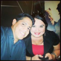 @José Ignacio Moreno Briceño y yo en el #PreEstreno de #ElRegreso #CCLider #Caracas #CineVenezolano #Cine #Cinema #CinesUnidos #Avisa #Perro #Diogo #InstaCool #Entretenimiento #Talento