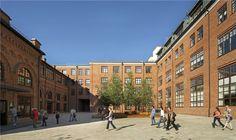 项目名称:斯坦尼斯拉夫斯基工厂(Stanislavsky Factory ) 建筑师:John McAslan + Partners建筑事务所 项目地点:俄罗斯,莫斯科