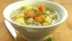 Grønnsaksuppe