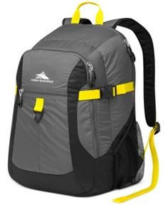Closeout! 60% Off High Sierra Sportour Laptop Backpack - Gray