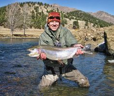 Kurt Johnson- Senior Guide Kurt, a Colorado Fly Fishing Guide, has been living the dream on western waters for the past 15 years.  His experience has placed him chest deep in everything from nymphing on the South Platte to big river rafting on Grey Reef to salmon runs on Kodiak Island.