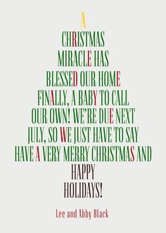 Set of 20 Christmas Pregnancy Announcement by EverburgPhotography