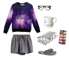 """""""Untitled #4999"""" by northamster ❤ liked on Polyvore featuring Donna Wilson, Intelligent Design and UGG Australia"""