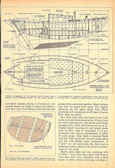 Free Model Ship Plans, Blueprints, Drawings and anything related with model ship plans.   Wood ...