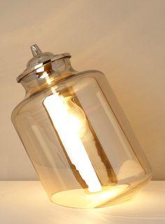 Smoke Nola Table Lamp - Table Lamps - Home, Lighting & Furniture - BHS