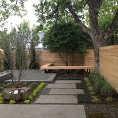 Bench Around Tree Design Ideas, Pictures, Remodel and Decor