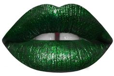 Serpentina - Lips that speak louder than words. Bold, colorful and opaque. Vegan, cruelty free makeup. Lime Crime – created by Doe Deere.