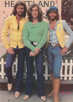 Bee Gees (1958-2003)  Barry- 09/01/1946, Robin (12/22/1949- 5/20/2012 & Maurice(12/22/1949-1/12/2003)