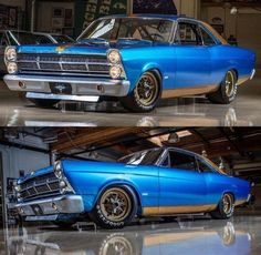 Modern Muscle Cars, American Muscle Cars, Ford Torino, Ford Classic Cars, Ford Fairlane, Drag Cars, Car Ford, Ford Motor Company, Modified Cars