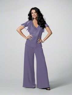 Mother of the bride pant suits plus sizes image of mother of the