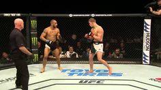 UFC Fight Night London:  Last Minute Finish