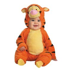 Winnie the Pooh - Tigger Infant Costume 32801