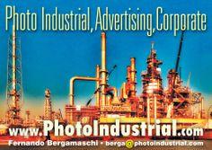 REPAR - Pres Getulio Vargas oil refinery .  REPAR - Refinaria Presidente Getúlio Vargas - Araucária, Paraná, Brasil.