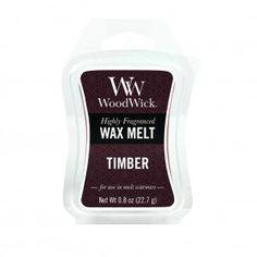 WoodWick  Mini Hourglass Wax Melt Timber