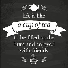 #Tea Lovers