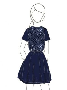 Support and turn this sketch into real product! Dorothy by Amy He.