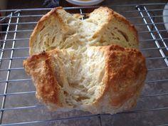Cooking With Cousins: Aussie Damper Graham Style