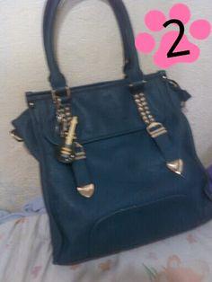 Minha bolsa nova